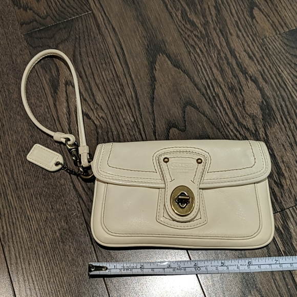 Coach Handbags - Authentic Coach wristlet